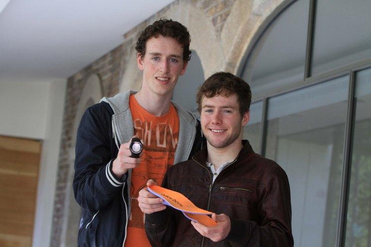 UCD Startup Stars 2015 Participants Sole Sense